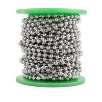 Ball Chain -  2.4mm - Stainless steel