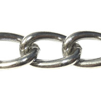 Curb Chain - 1.6mm - Stainless Steel