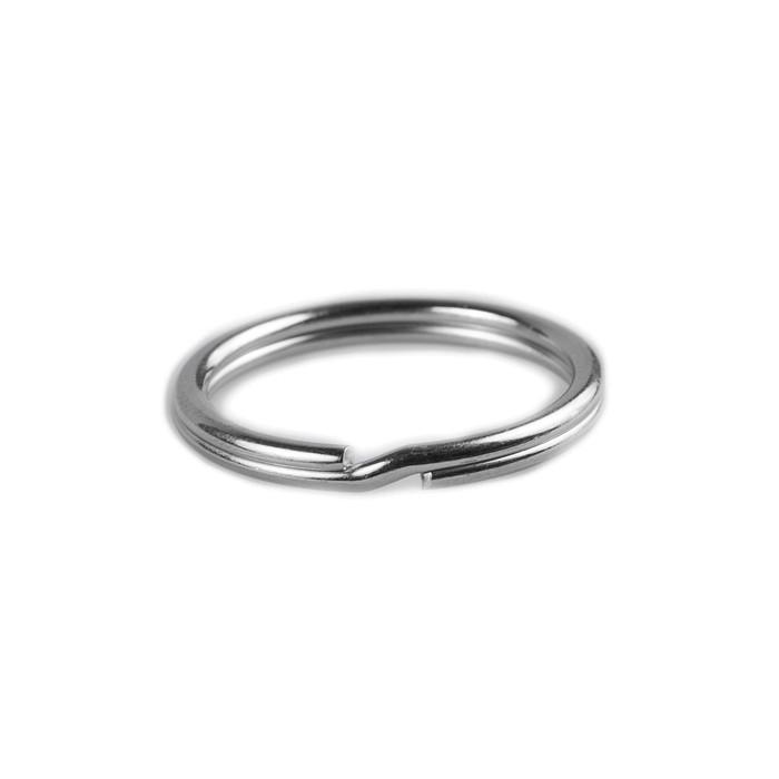 Key Rings - 20mm - Stainless Steel