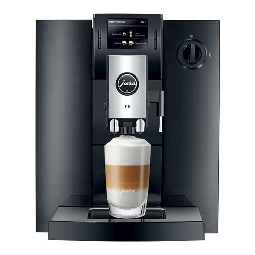 JURA Impressa F9 Black Automatic Espresso Coffee Machine