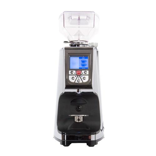Eureka Atom 60mm Flat Burr Doser-less Coffee Grinder - V2 - Chrome