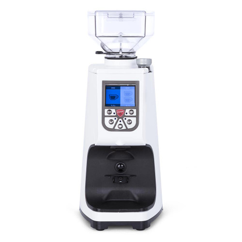 Eureka Atom 60mm Flat Burr Doser-less Coffee Grinder - White