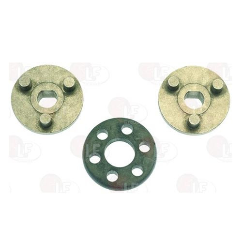 Coupling Kit for Flange Pump 11x10 D-Shaped to 11x10 D-Shaped