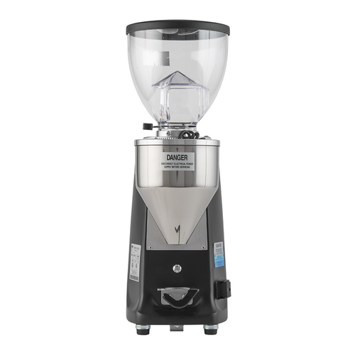 Mazzer Mini Electronic A Doser-less Coffee Grinder BLACK for Astoria