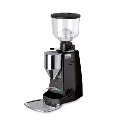 Mazzer Major Electronic Doser-less Coffee Grinder BLACK for Astoria