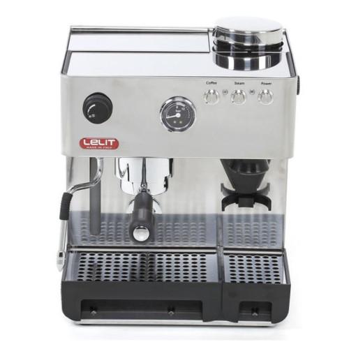 Lelit PL42EMI Espresso Machine with built-in Burr Grinder