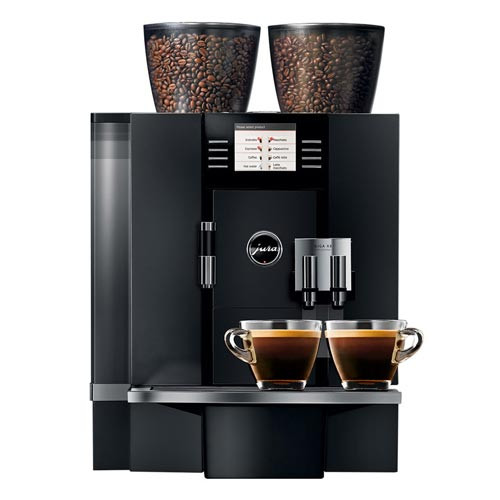 JURA GIGA X8 Professional Automatic Espresso Coffee Machine - Water Connection