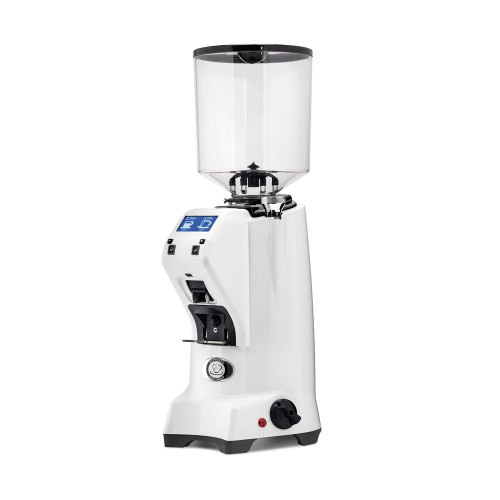 EUREKA Zenith 65 E HS White Doser-less Coffee Grinder