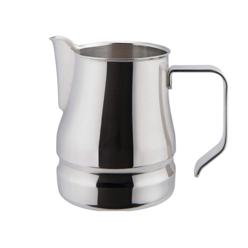 ILSA Evolution 500ml Latte Art Milk Jug / Pitcher Stainless Steel