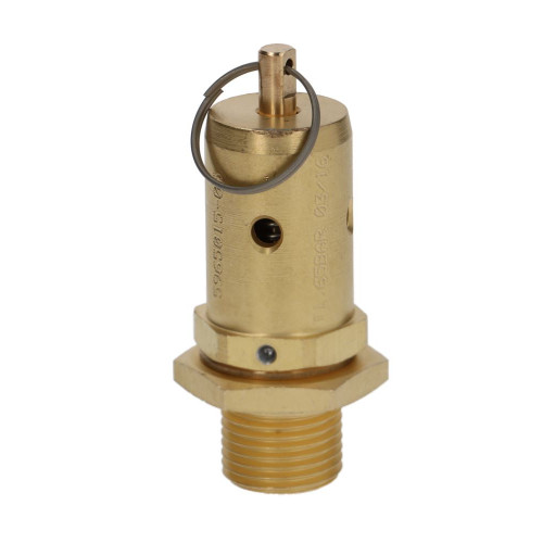 "Boiler Safety Valve + Anti-vac Valve 1/2"" BSPM 5965015.01"