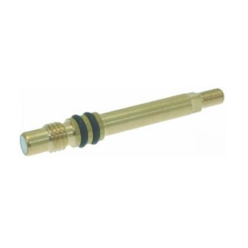 Steam Tap Shaft 75mm Square 6x6mm M6 Brass GIOTTO ISOMAC