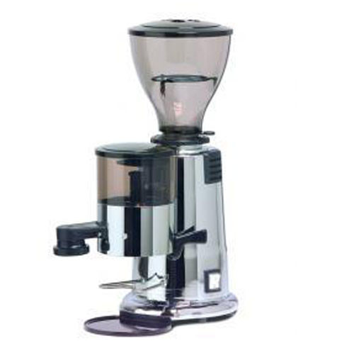 MACAP M5 Stepless Adjustment Espresso Grinder Chrome