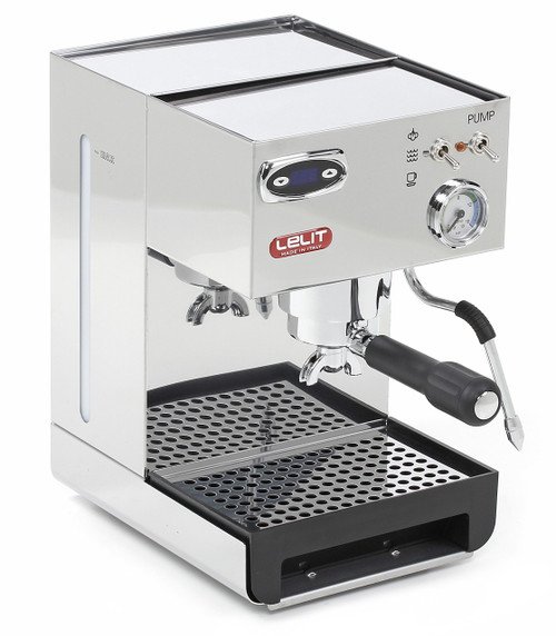 LELIT PL41TEM Espresso Coffee Machine with PID - Open Box - Refurbished
