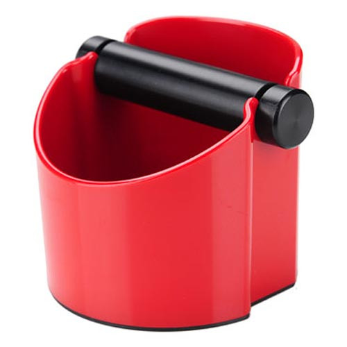 Tiamo Coffee Knock Box Red