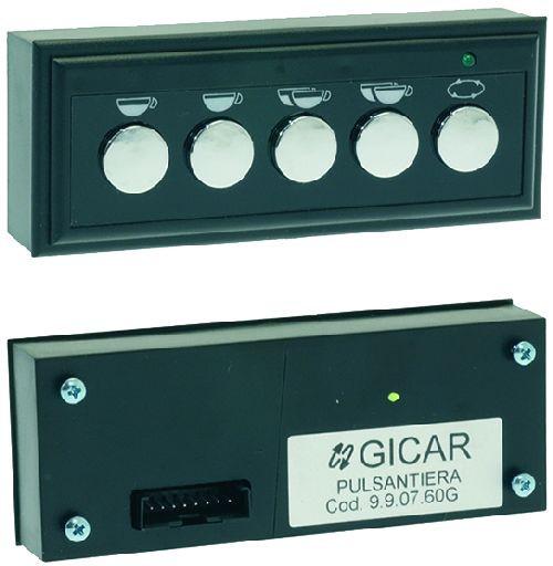 5 Button Touchpad VBM GICAR 9.9.07.60G