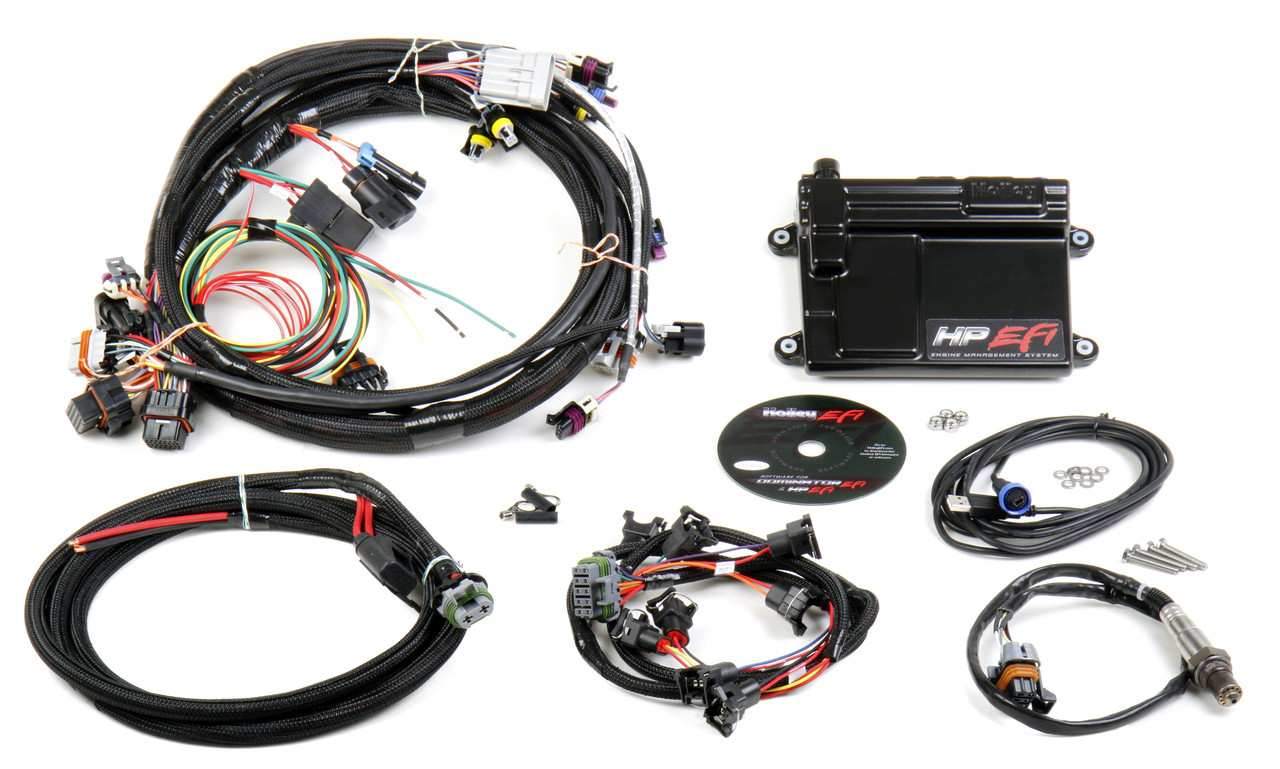 Holley- Hp Efi 4v Modular 4 6  5 4 System