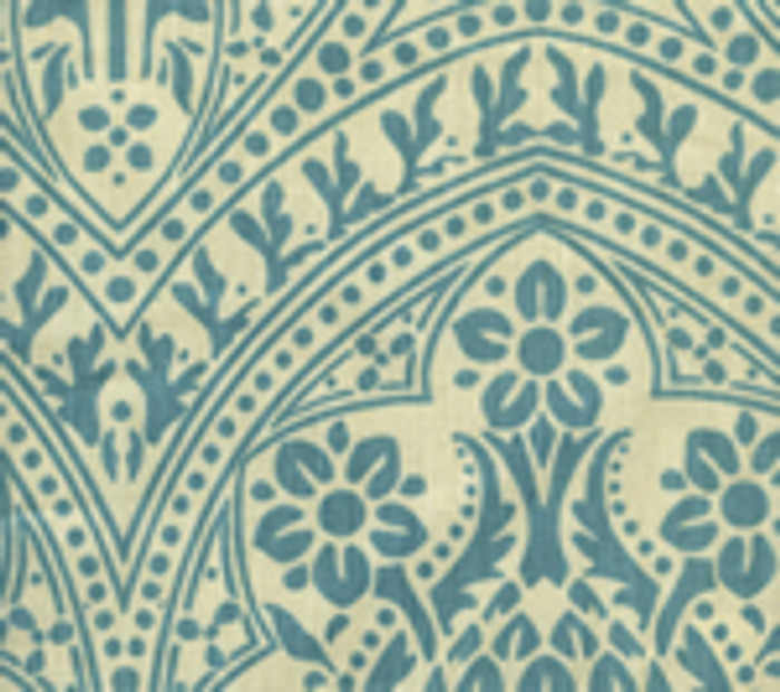 Quadrille Pina Windsor Blue on Tint