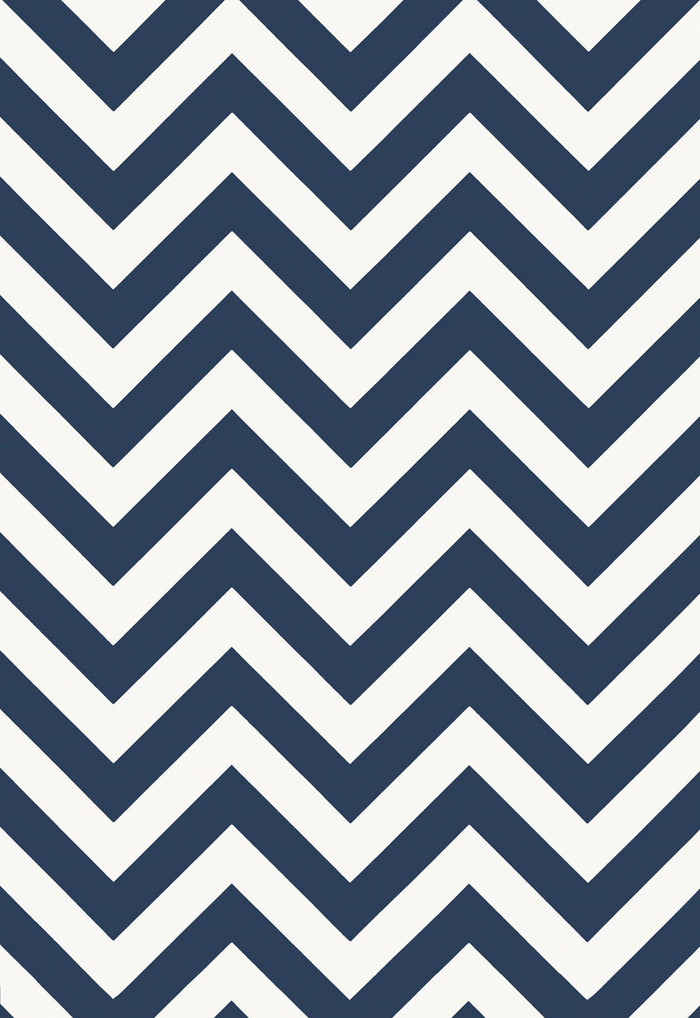 Schumacher Martyn Lawrence Bullard Wallpaper Fez in Lapis 5006733