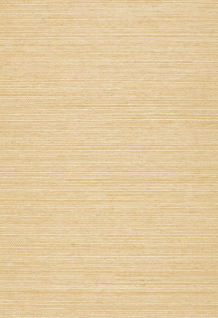 Schumacher Onna Sisal Wallpaper Beige 5002196