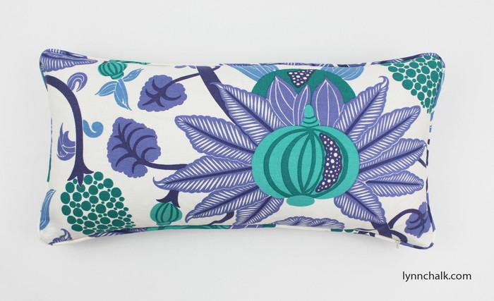 Osborne & Little Maharani Custom Pillows (comes in 5 colors) Minimum Order 2 Pillows