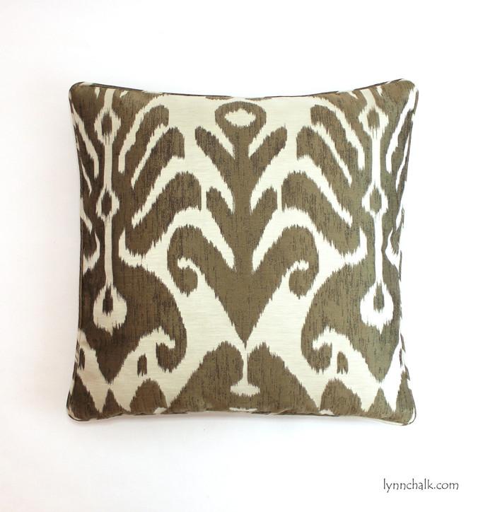 Dedar Ikat 20 X 20 Pillow in 9008/02