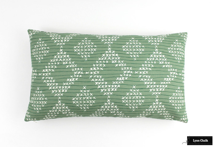 Sister Parish Pocantico Pillows