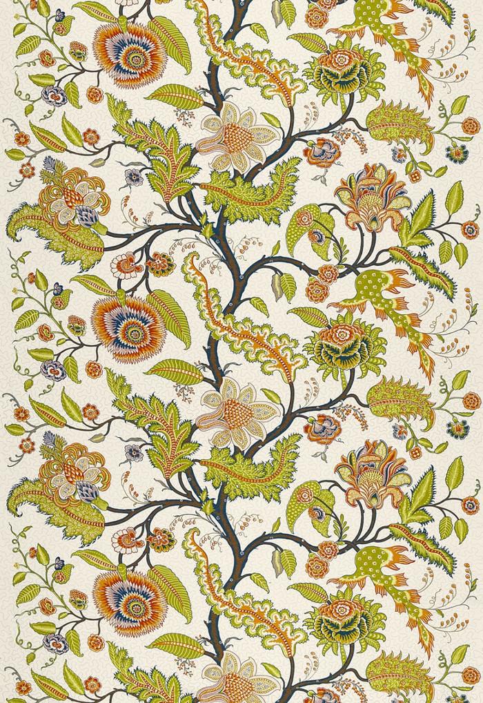 Martyn Lawrence Bullard Sinhala Linen Print 174810
