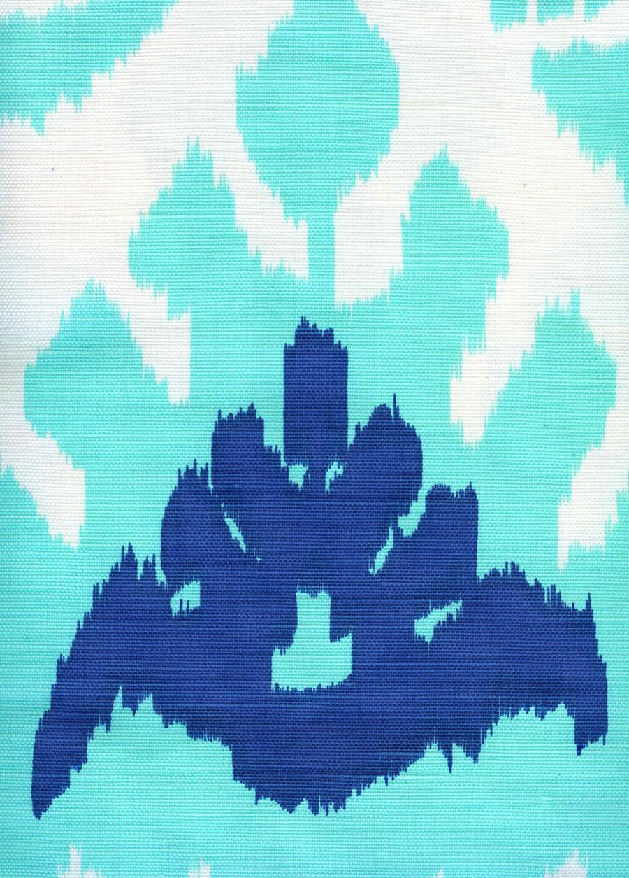 Kazak Royal Blue