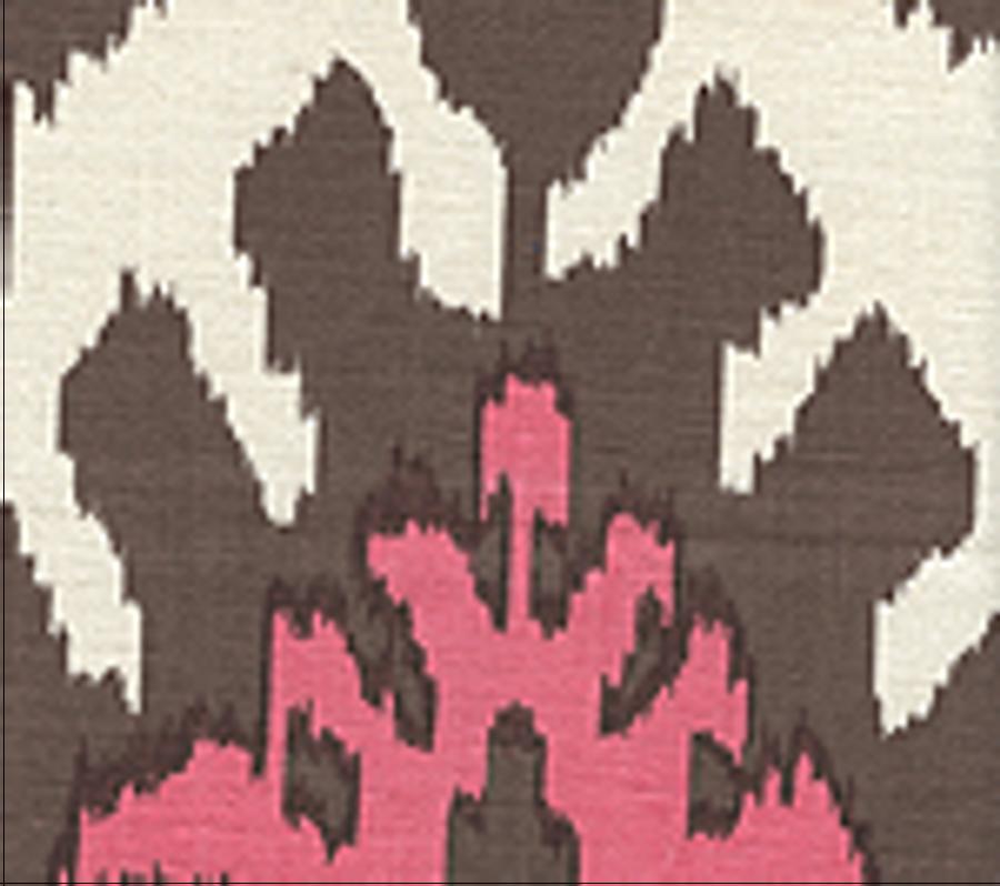 Kazak Brown/Pink