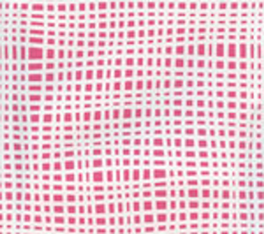 Criss Cross Wallpaper Watermelon on Almost White AP403-07