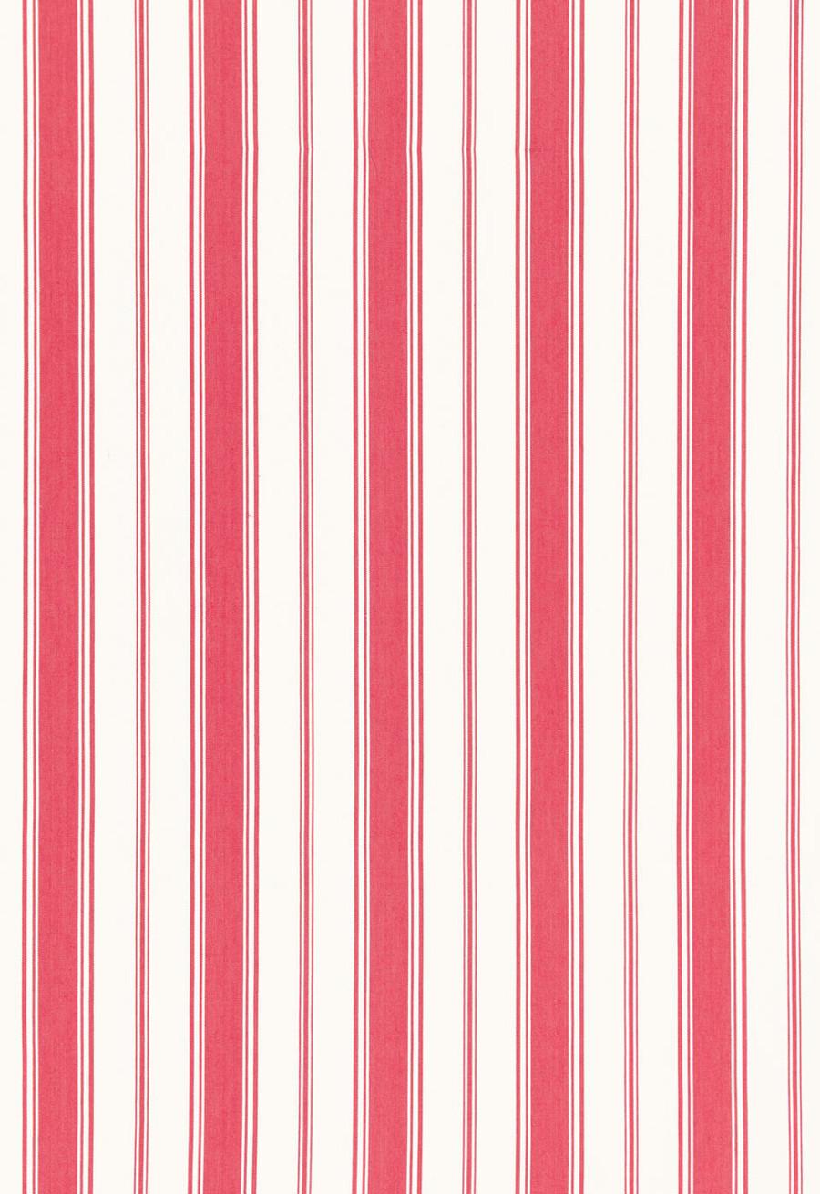 Branca Stripe in Rouge