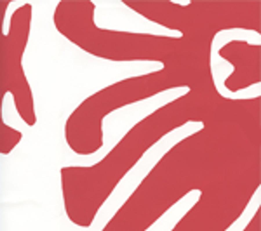 SIGOURNEY Red on White 2470-02WP