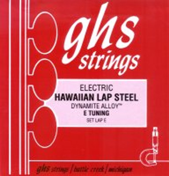 E Major Lap Steel, GHS