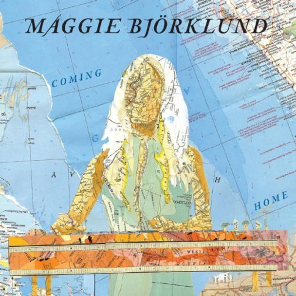 Maggie Björklund CD Coming Home