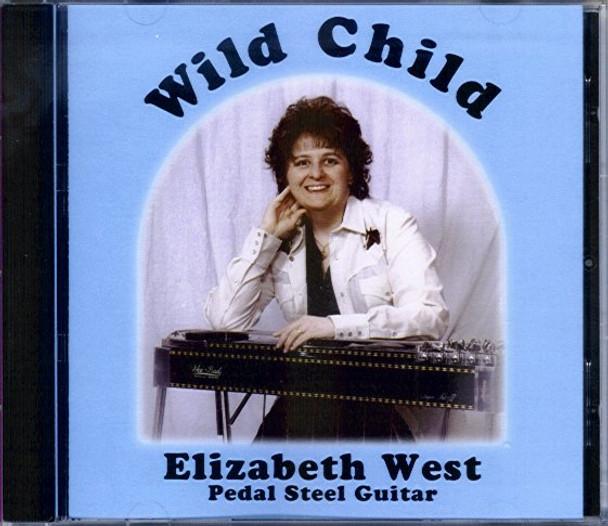 Elizabeth West CD Wild Child