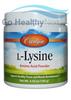 Carlson L-Lysine Amino Acid Powder at GoHealthyNext