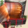 The Sauna Fix Travel Bundle USA 110 volt portable near infrared sauna at Go Heatlhy Next.