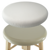 Organic Bamboo Fleece sauna stool cover at Go Healthy Next