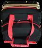 Sauna poplar stool inside travel bag