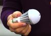 ION Brite® Anion LED Bulb closeup