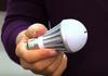 ION Brite Anion LED air purifying light bulb at Go Healthy Next