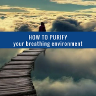 ​How to purify your breathing environment