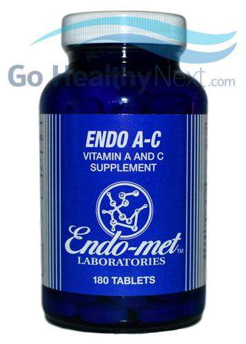 Endo-met Endo A-C (180 Tablets) at Go Healthy Next