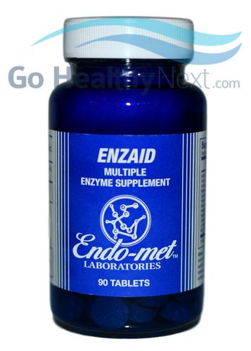 Endo-met Enzaid (90 Tablets) at Go Healthy Next