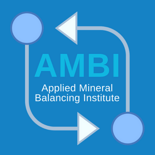 The Applied Mineral Balancing Institute annual membership is free of charge to new hair analysis clients at Go Healthy Next.