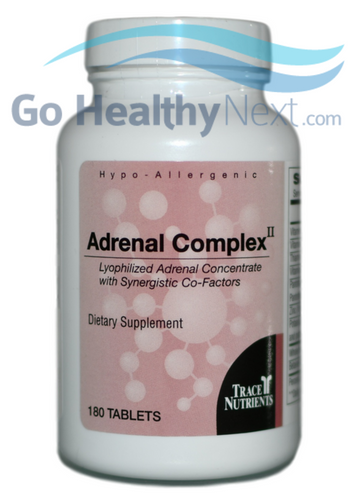 Trace Elements Inc. Adrenal Complex II (180) at GoHealthyNext