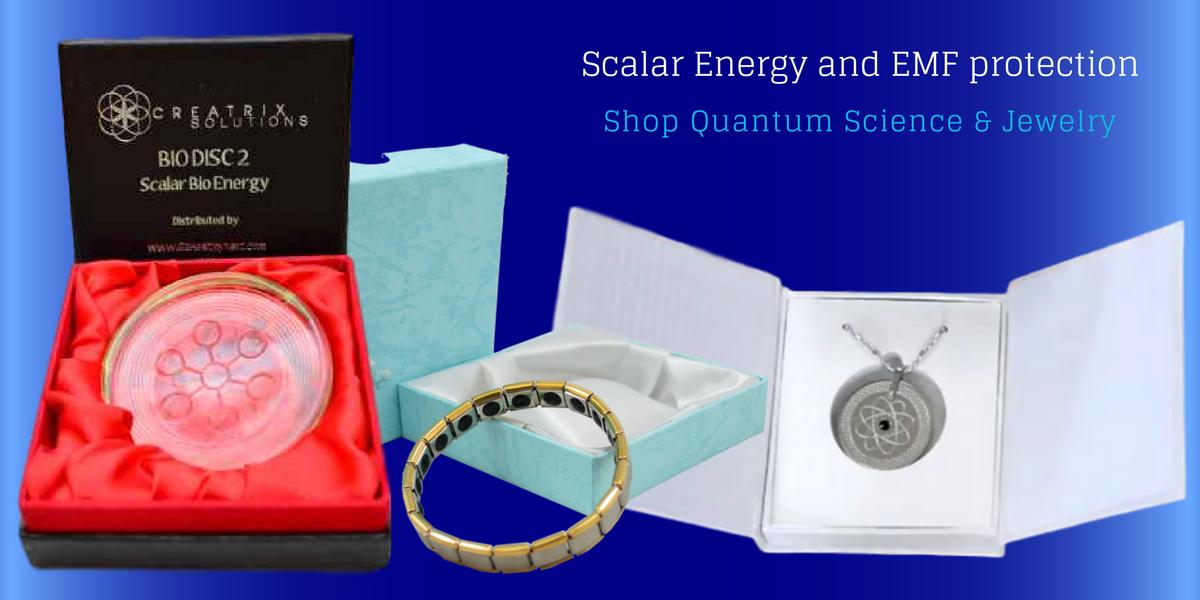 Quantum Science EMR & EMF Shields