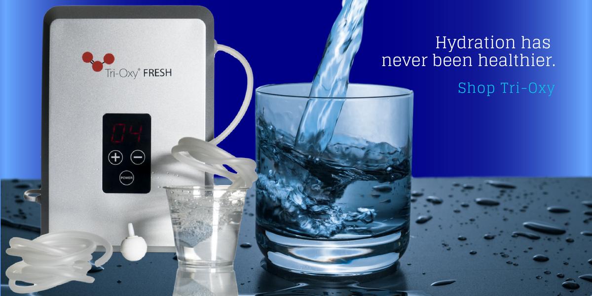 Tri-Oxy FRESH water ozonator