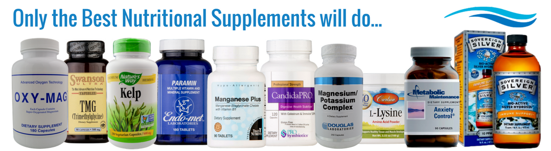 Dietary Aids and Nutritional Supplements at Go Healthy Next