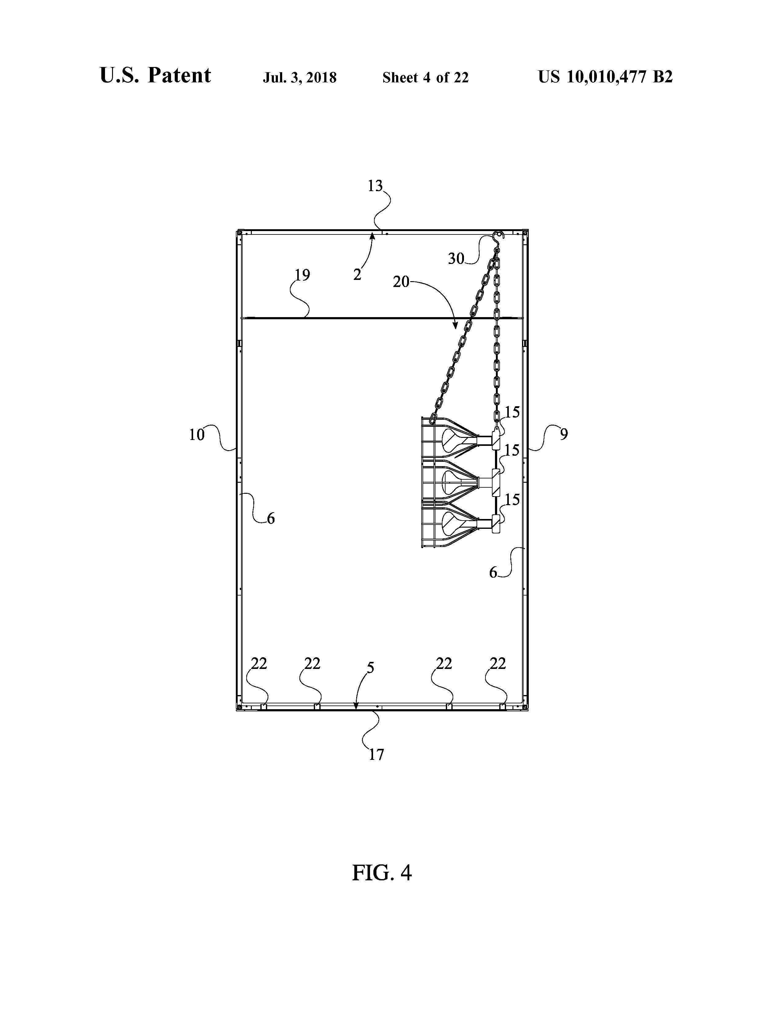 Sauna Tent Patent Page 6